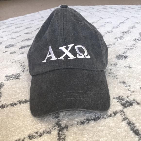 d12f47e1a87b5 Accessories | Axo Alpha Chi Omega Hat | Poshmark